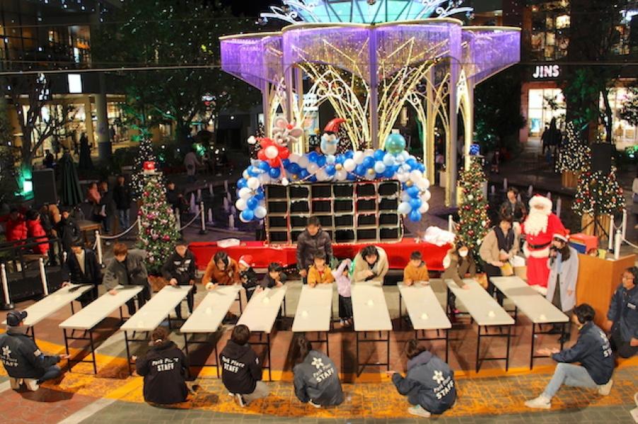 スタッフブログで2019年クリスマスの様子をご紹介